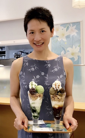 Min-Ice cream in Japan 300x485